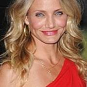 Cameron Diaz At Arrivals For The Green Poster by Everett
