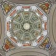 Cathedral Dome Interior, Close Up Poster by Axiom Photographic