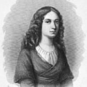 Charlotte Von Schiller Poster by Granger