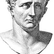 Claudius I (10 B.c.-54 A.d.) Poster by Granger