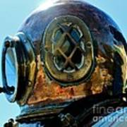 Copper Head Poster by Rene Triay Photography