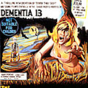 Dementia 13, Aka The Haunted And The Poster by Everett