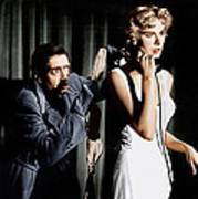 Dial M For Murder, From Left Anthony Poster by Everett