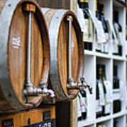 Diy Wine Poster by Heather Applegate