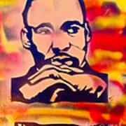 Dream Big Poster by Tony B Conscious