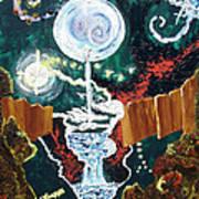 Dreams Poster by Lisa Kramer