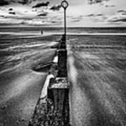 Drifting Sands Poster by John Farnan