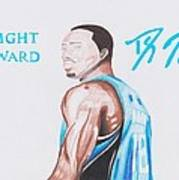 Dwight Howard Poster by Toni Jaso