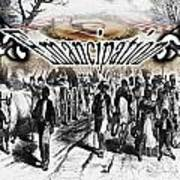 Emancipation Poster by Belinda Threeths