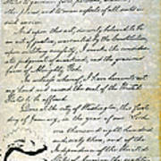 Emancipation Proc., P. 4 Poster by Granger