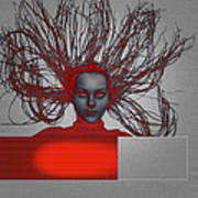 Enlightnment Poster by Naxart Studio