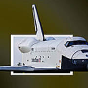 Enterprise Poster by Lawrence Ott