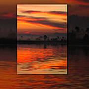 Ethereal Sunrise In Sunrise Poster by Judee Stalmack