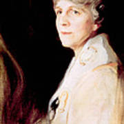 Florence Harding 1860-1924, First Lady Poster by Everett