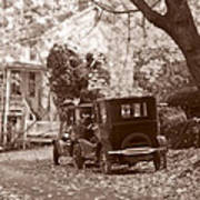 Fords At Harpers Ferry Poster by Williams-Cairns Photography LLC