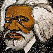 Frederick Douglas Poster by Pete Maier