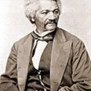 Frederick Douglass 1818-1895, Former Poster by Everett