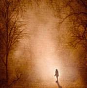 Girl Poster by Svetlana Sewell