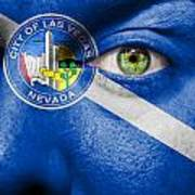 Go Las Vegas Poster by Semmick Photo