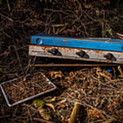 Gone Camping Poster by John Farnan