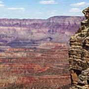 Grand Canyon Poster by Jane Rix