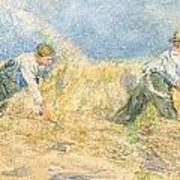 Harvester Poster by LP Smythe
