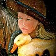 Hayden Poster by Susan Elise Shiebler