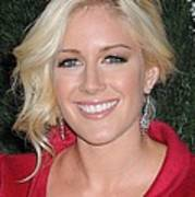 Heidi Montag At Arrivals For Mtv Hosts Poster by Everett