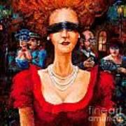Hide And Seek Poster by Igor Postash