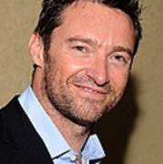 Hugh Jackman At Arrivals For Drama Poster by Everett