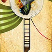Humming Poster by Joshua Dixon