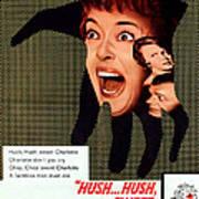 Hush...hush, Sweet Charlotte, Center Poster by Everett