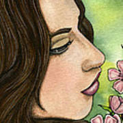 I Remember Poster by Nora Blansett