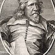 Inigo Jones, British Architect Poster by Middle Temple Library