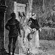 Inquisition: Torture Poster by Granger