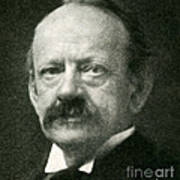 J. J. Thomson, English Physicist Poster by Science Source