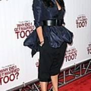 Janet Jackson Wearing An Alexander Poster by Everett