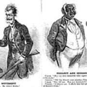 John Brown Cartoon, 1859 Poster by Granger