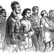 John Brown Trial, 1859 Poster by Granger