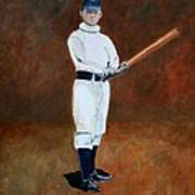 John Mcgraw Poster by Ralph LeCompte