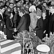 Johnson Funeral, 1973 Poster by Granger