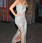 Kate Hudson Wearing Lanvin Gown Poster by Everett