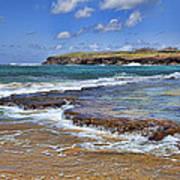 Kauai Beach 2 Poster by Kelley King
