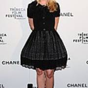Kristen Bell At Arrivals For Chanel Poster by Everett