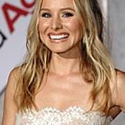 Kristen Bell At Arrivals For You Again Poster by Everett