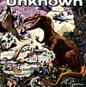 Land Unknown, The, Shawn Smith, Jock Poster by Everett