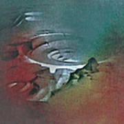Landing Hole 1981 Poster by Glenn Bautista