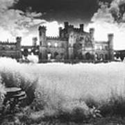 Lowther Castle Poster by Simon Marsden