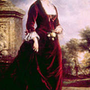 Lucy Ware Webb Hayes 1831-1889, First Poster by Everett