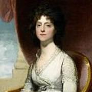 Marianne Ashley Walker Poster by Gilbert Stuart